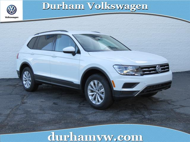 New 2019 Volkswagen Tiguan S With 4motion Sport Utility In Durham